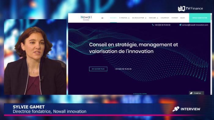 Nowall Innovation sylvie GAMET Finantis Value IP'Nuts ipnuts ip-nuts ip value
